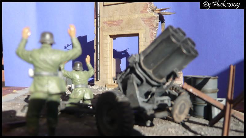 [DIORAMA] ...1945: wir kapitulieren...1:35... Surrender006