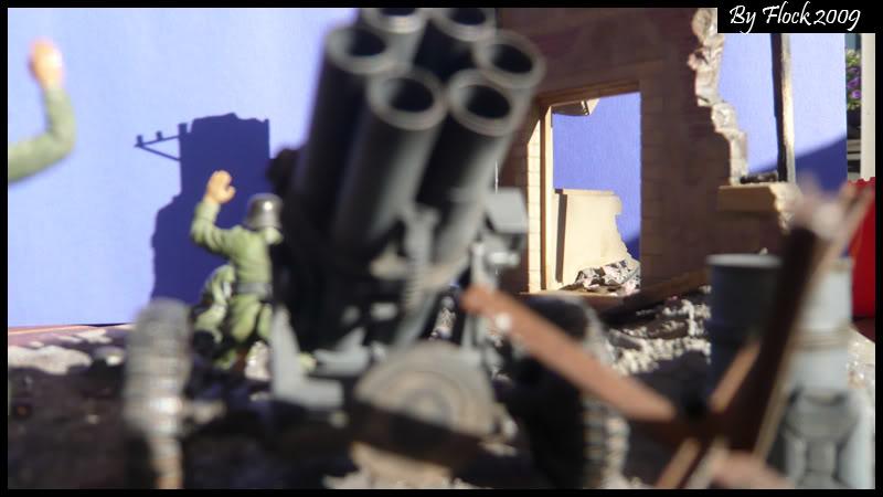[DIORAMA] ...1945: wir kapitulieren...1:35... Surrender007