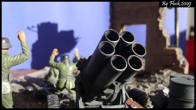 [DIORAMA] ...1945: wir kapitulieren...1:35... Surrender008