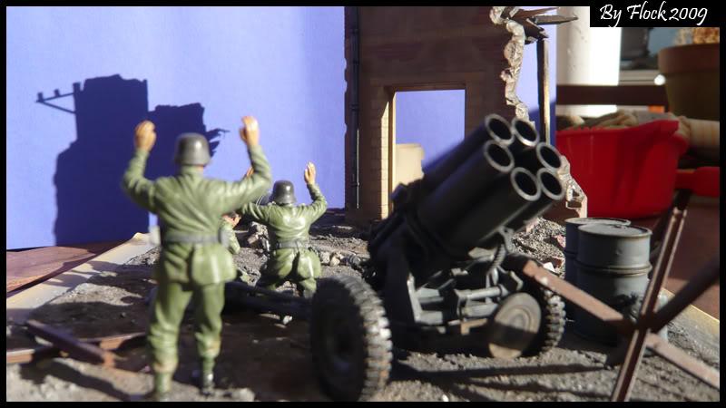 [DIORAMA] ...1945: wir kapitulieren...1:35... Surrender009