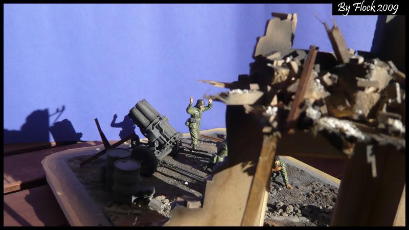 [DIORAMA] ...1945: wir kapitulieren...1:35... Surrender011