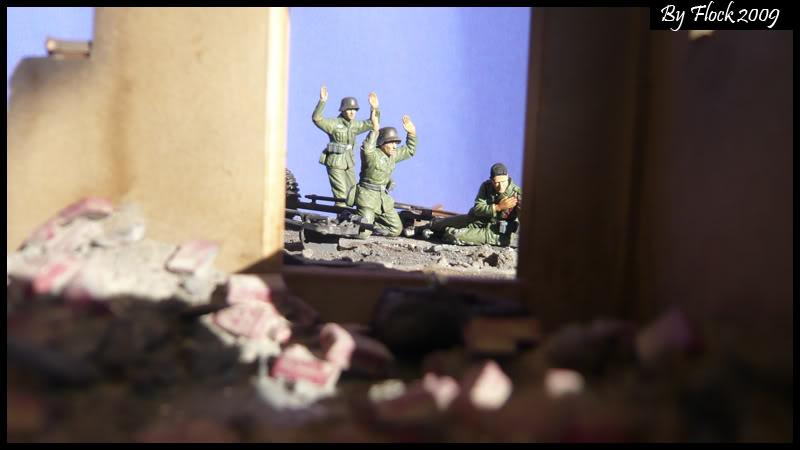 [DIORAMA] ...1945: wir kapitulieren...1:35... Surrender013