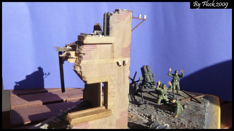 [DIORAMA] ...1945: wir kapitulieren...1:35... Surrender016