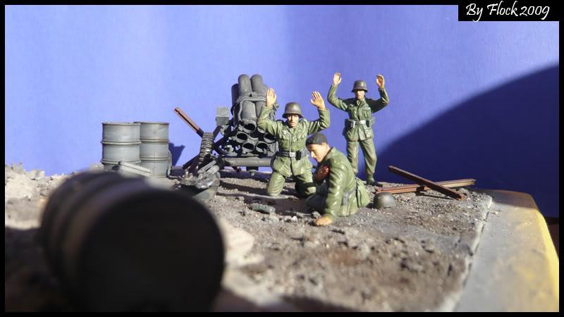 [DIORAMA] ...1945: wir kapitulieren...1:35... Surrender017