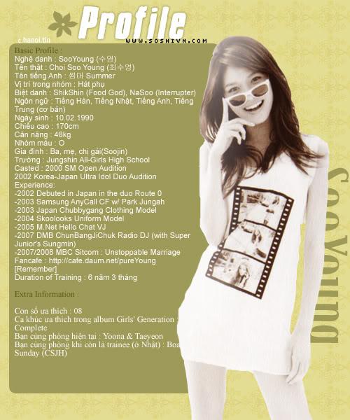 Nơi dành cho S♥ne !! (fan của Girls Generation~So Nyuh Shi Dae~SNSD) Soo