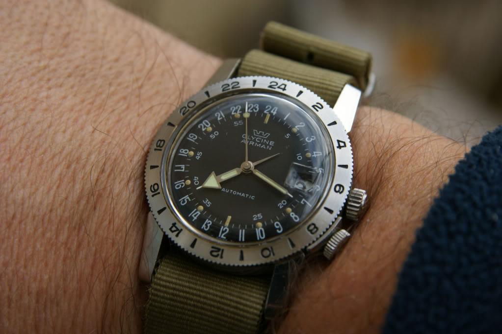 J'ai craqué pour une lecture 24h et fly back... Breitling cosmonaute inside DSC08941