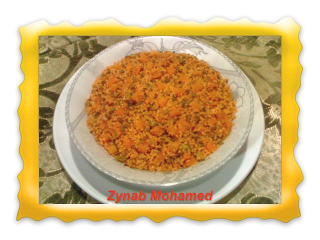 ملف يوضح طريقة تحضير اغلب اطباق الكسكسي الليبي الطرابلسي بالتفصيل من الألف إلى الياء 14-1