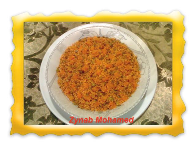 ملف يوضح طريقة تحضير اغلب اطباق الكسكسي الليبي الطرابلسي بالتفصيل من الألف إلى الياء 15-1-1
