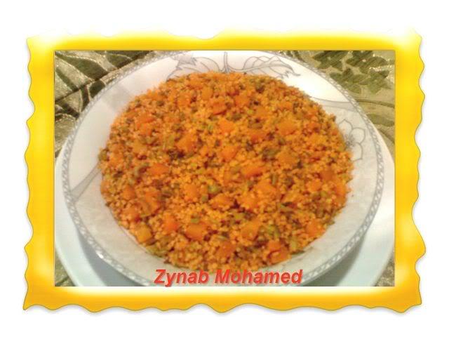 ملف يوضح طريقة تحضير اغلب اطباق الكسكسي الليبي الطرابلسي بالتفصيل من الألف إلى الياء 16-1