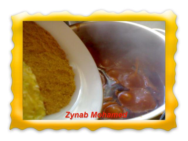 ملف يوضح طريقة تحضير اغلب اطباق الكسكسي الليبي الطرابلسي بالتفصيل من الألف إلى الياء 7