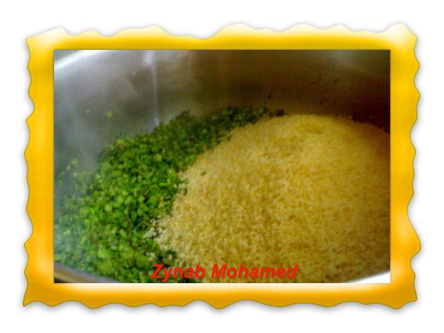ملف يوضح طريقة تحضير اغلب اطباق الكسكسي الليبي الطرابلسي بالتفصيل من الألف إلى الياء 8