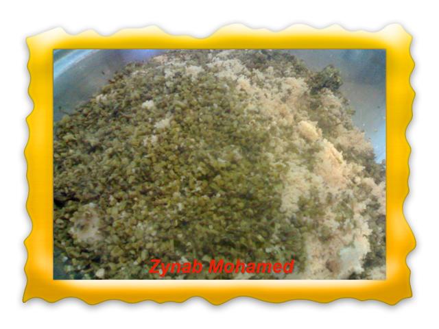 ملف يوضح طريقة تحضير اغلب اطباق الكسكسي الليبي الطرابلسي بالتفصيل من الألف إلى الياء 9