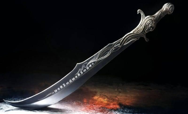 Rune Blade. CoolSword1