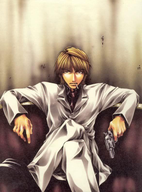 Akegata Sanguigno Profile Mafioso