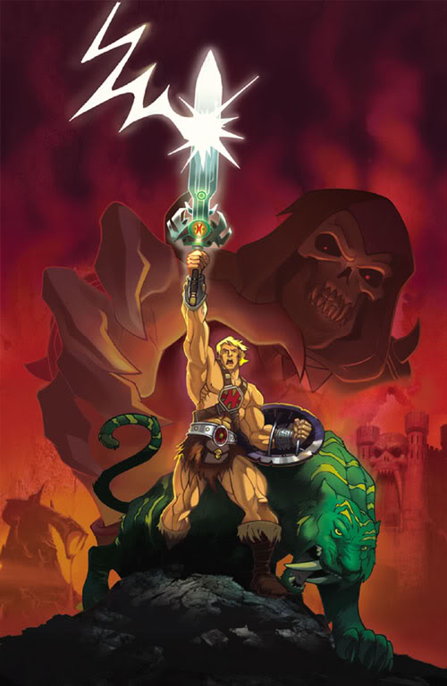 He-man and Masters of the Universe Stripovi. He-Man-Masters-of-the-Universe-he-man-604199_500_768