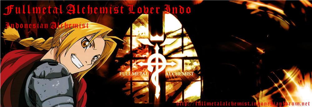 Fullmetal Alchemist Lover Indo