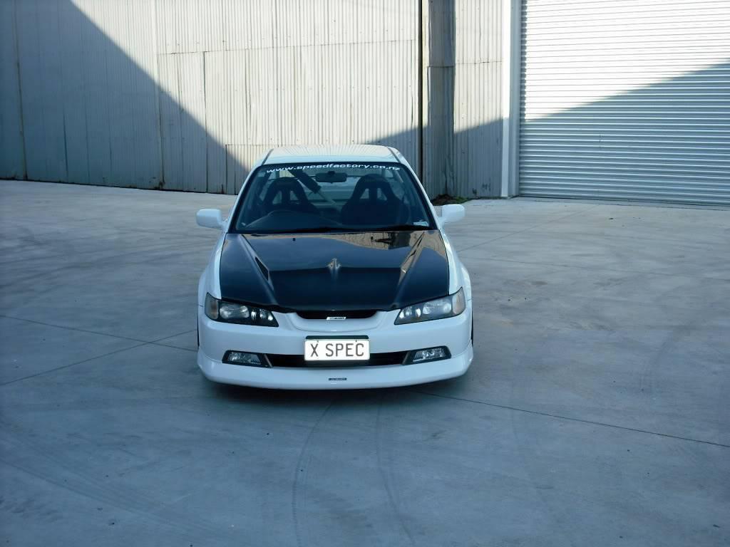 Accord CF4 SiR-T Street/Track Car DSCF3355