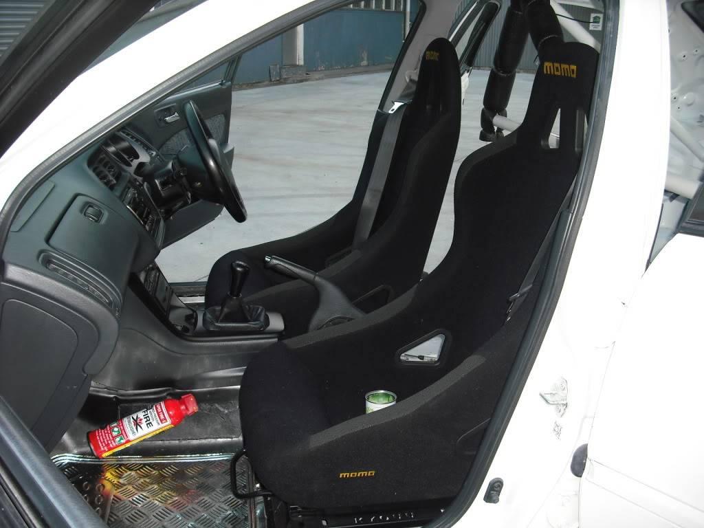 Accord CF4 SiR-T Street/Track Car DSCF3417