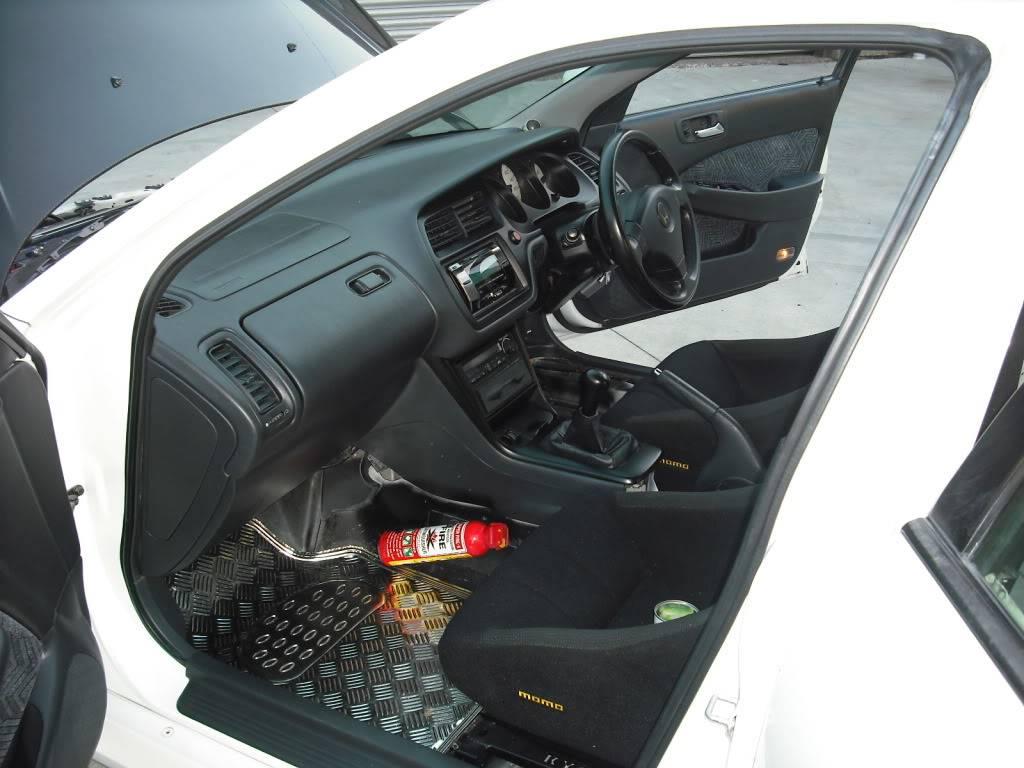 Accord CF4 SiR-T Street/Track Car DSCF3418