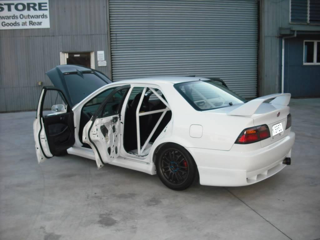 Accord CF4 SiR-T Street/Track Car DSCF3420