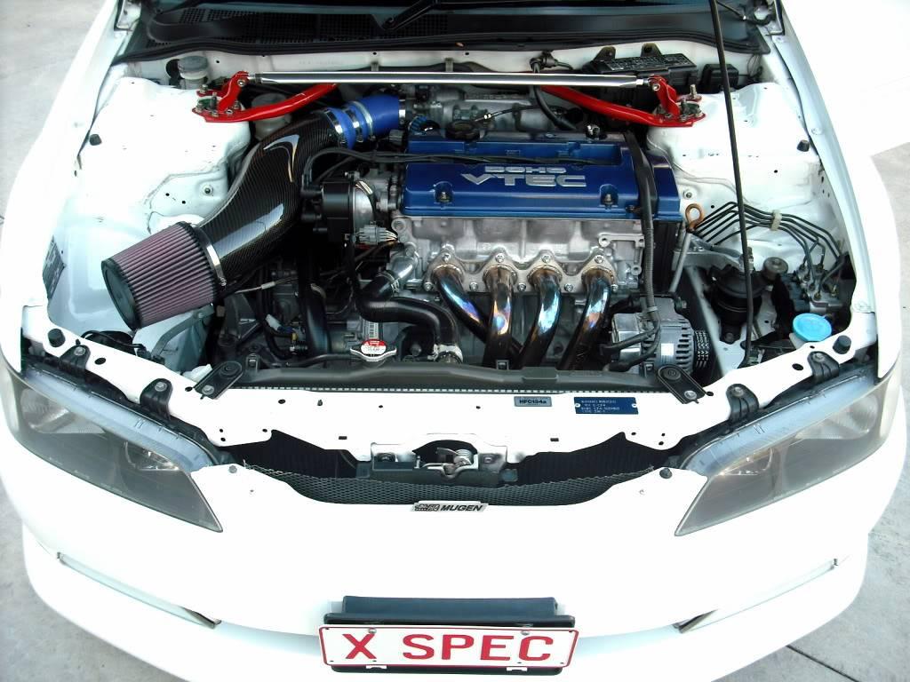 Accord CF4 SiR-T Street/Track Car DSCF3427