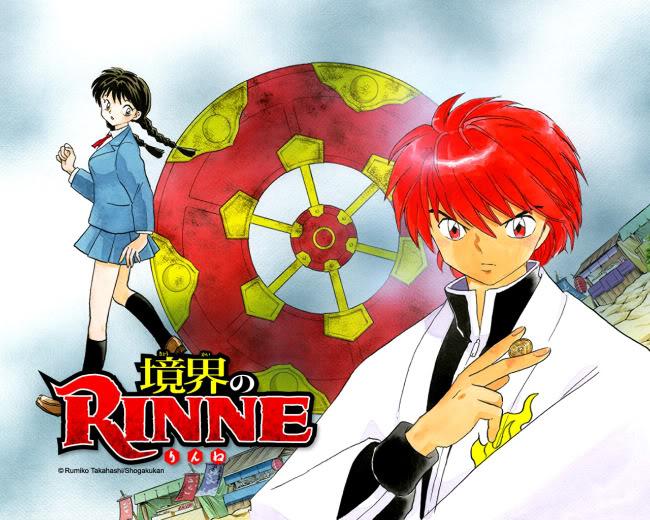 [Online+Download Việt Trans] Kyokai no Rinne | RIN-NE | Manga mới nhất của Rumiko Takahashi!! Rinne