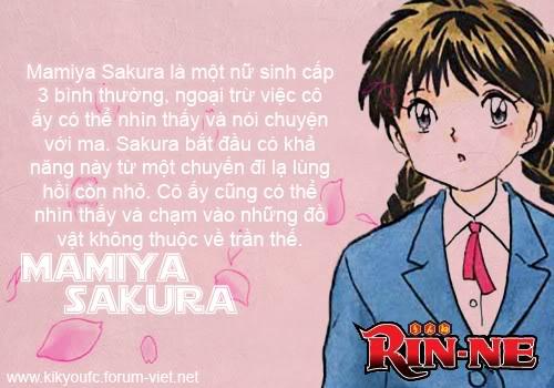 [Online+Download Việt Trans] Kyokai no Rinne | RIN-NE | Manga mới nhất của Rumiko Takahashi!! Charchart-sakura