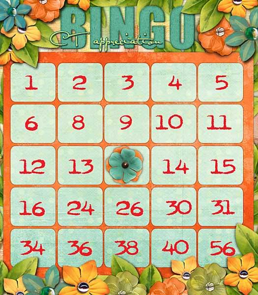 Best Decorated Bingo Card Contest July 8th Ct-bingo