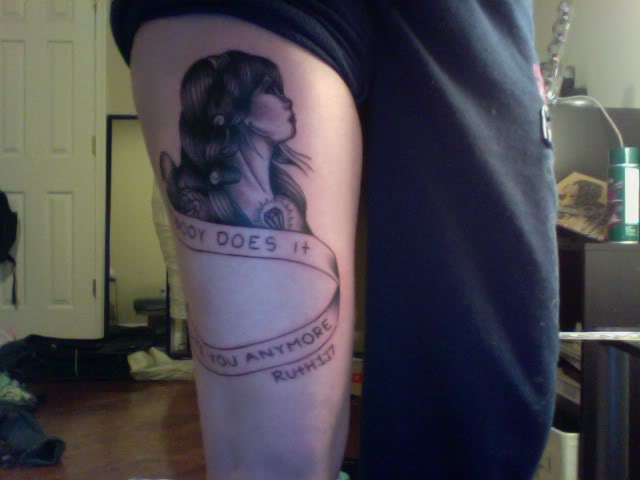 Gaslight Anthem inspired tattoos (photos of mine, feel free to post yours!) - Page 2 Photo97
