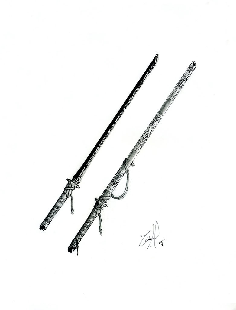 Dante Vantas The_Sword_by_Boldo