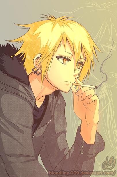 Dante Vantas Chain_smoker_by_bloodline_009-d4924mh