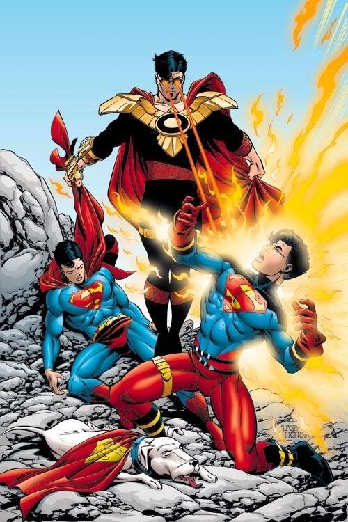 que dibujante de superman te fascina mas? - Página 3 SUPERBOY_62