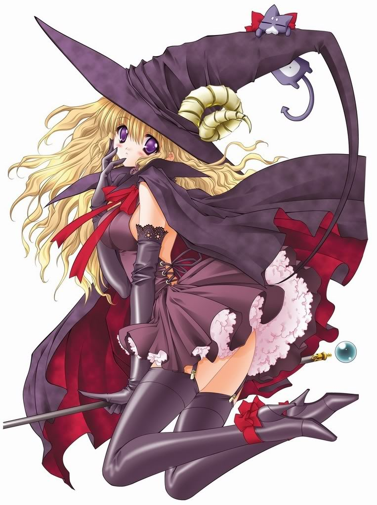 Soul Eater Witch