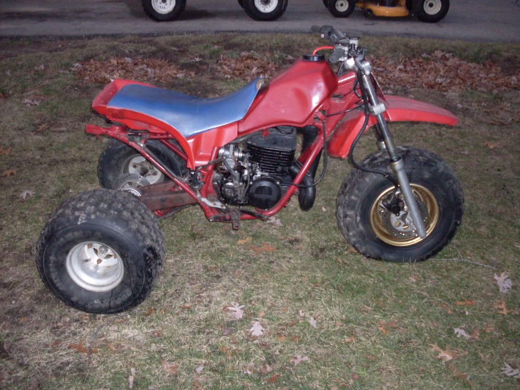 my 250r as of today Banshee012-3