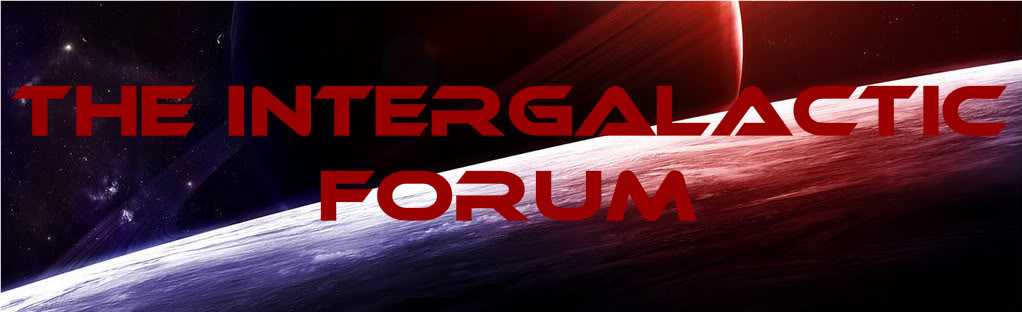 The Intergalactic Forum