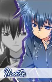 Feliz cumpleaños Ikuto-kun! Regalito