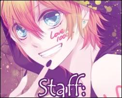 Sailor Moon Rol - Portal Staff
