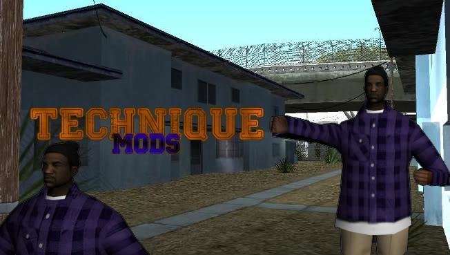 TECHNIQUE'S MOD SHOWROOM! Gallery21h