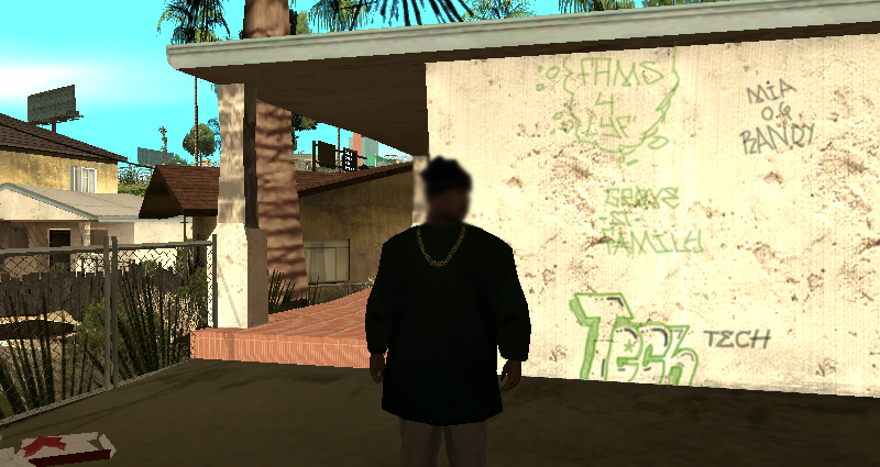 Around Grove Street... Sa-mp-160-2