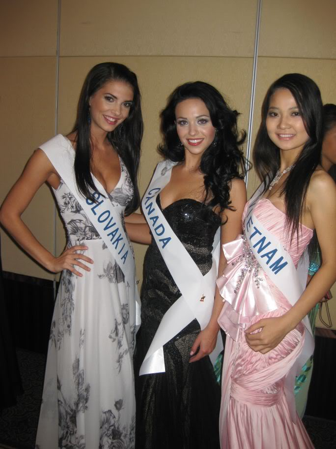 Sona Skoncova - Miss Slovak Republic International 2009 (Official Thread) - Page 2 Party20all3