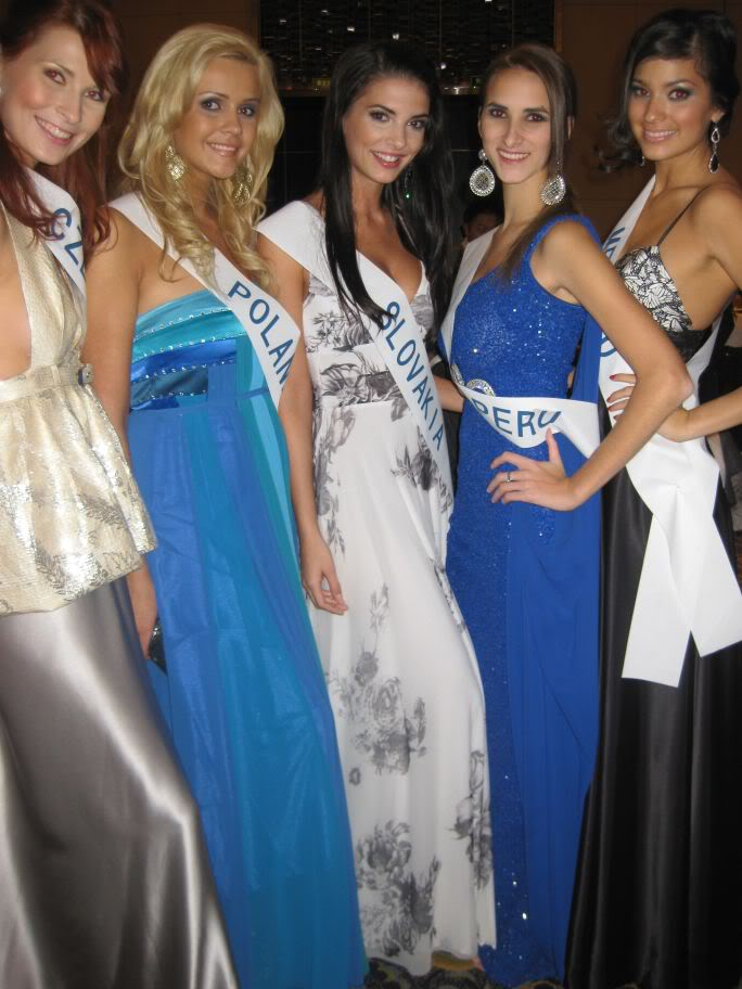 Sona Skoncova - Miss Slovak Republic International 2009 (Official Thread) - Page 2 Party20all5