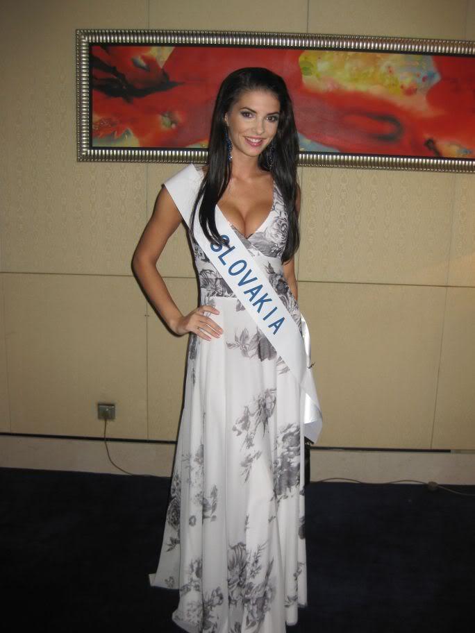 Sona Skoncova - Miss Slovak Republic International 2009 (Official Thread) - Page 2 Party20ja
