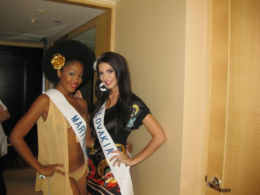 Sona Skoncova - Miss Slovak Republic International 2009 (Official Thread) - Page 2 Sona20martinique