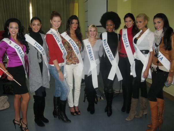 Sona Skoncova - Miss Slovak Republic International 2009 (Official Thread) - Page 2 X93145597