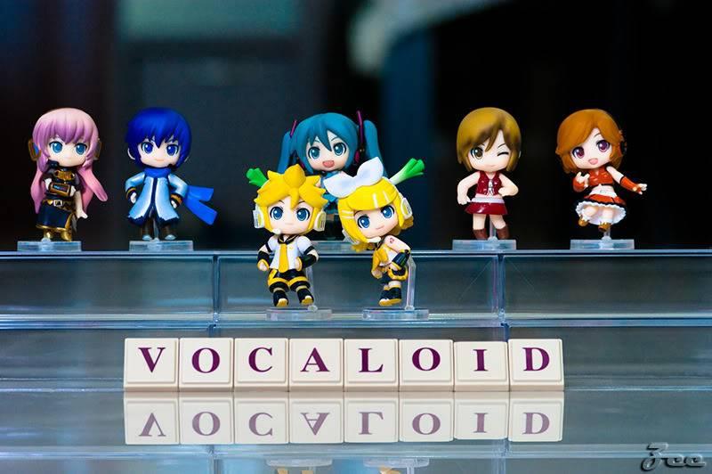 +=+ Anime Figurines Fun! +=+ DSC04919