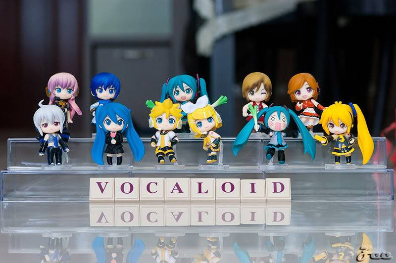 +=+ Anime Figurines Fun! +=+ DSC04921