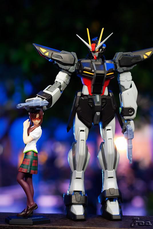 +=+ Anime Figurines Fun! +=+ Pat-pat-pat
