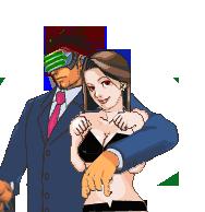 Ace Attorney RP - O RP do Jogo Phoenix Wright! - INSCRIÇÔES ProseclauroandhisWife
