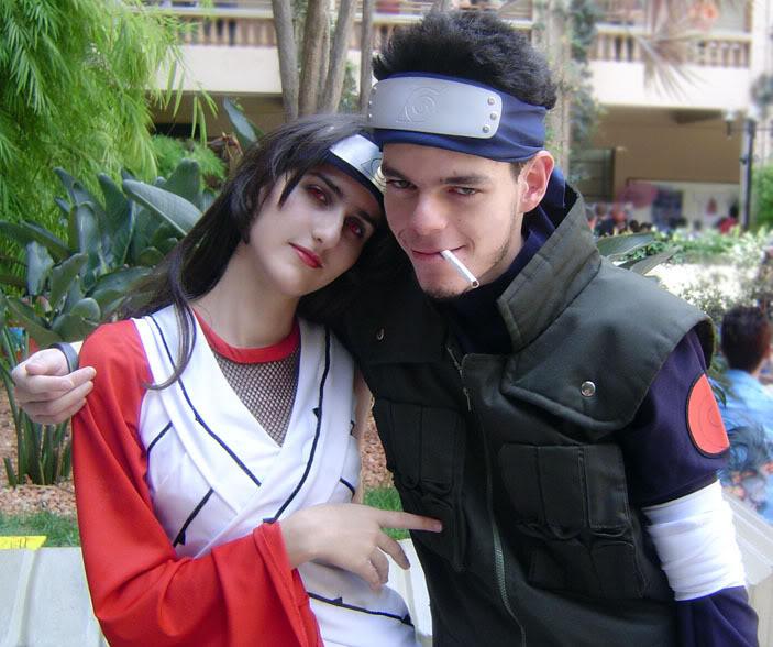 Casais cosplay Kurenai_and_Asuma_cosplay_by_asakaw