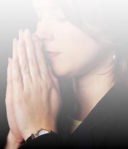 Crtice Prayer_lady
